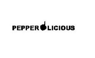 PEPPER LICIOUS