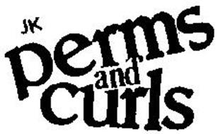 JK PERMS AND CURLS PRODUCTS