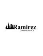RAMIREZ CONSTRUCTION CO.