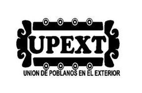 UPEXT UNION DE POBLANOS EN EL EXTERIOR