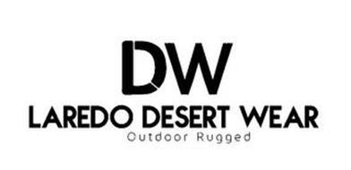 DW LAREDO DESERT WEAR OUTDOOR RUGGED
