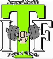 ITF BEYOND HEALTH BEYOND FITNESS