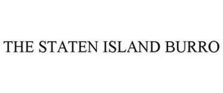 THE STATEN ISLAND BURRO