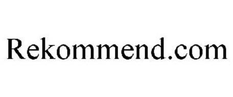 REKOMMEND.COM