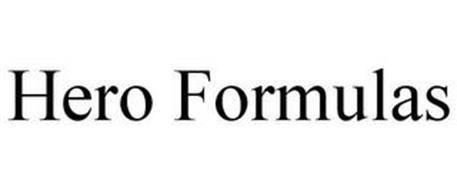 HERO FORMULAS