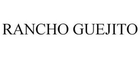 RANCHO GUEJITO
