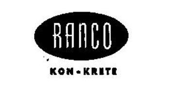 RANCO KON-KRETE