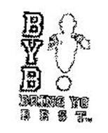 BYB BRING YO BEST