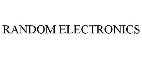 RANDOM ELECTRONICS