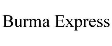 BURMA EXPRESS