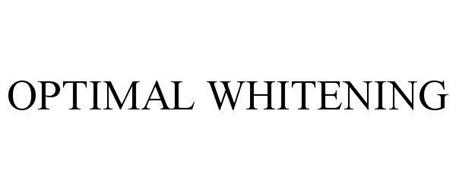 OPTIMAL WHITENING