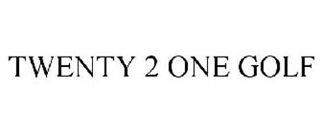 TWENTY 2 ONE GOLF