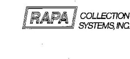 RAPA COLLECTION SYSTEMS, INC.