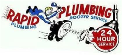 RAPID PLUMBING PLUMBING ROOTER SERVICE 24 HOUR SERVICE