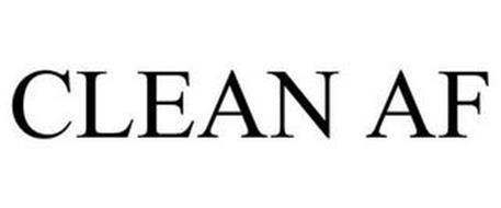 CLEAN AF