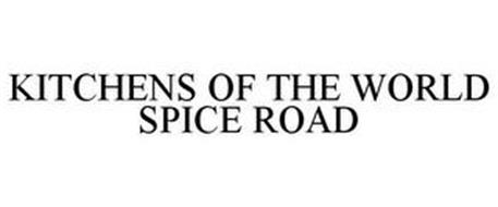 KITCHENS OF THE WORLD SPICE ROAD
