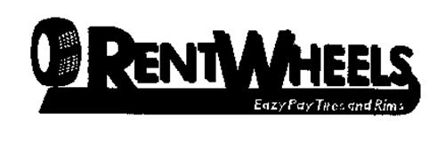 rentwheels eazy pay tires and rims trademark of rarick 39 s rent to own serial number 78036065. Black Bedroom Furniture Sets. Home Design Ideas