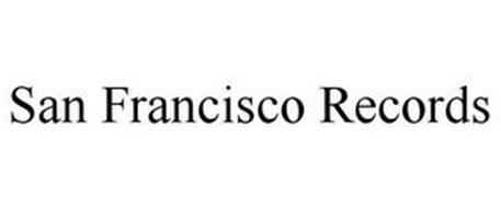 SAN FRANCISCO RECORDS