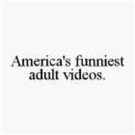 AMERICA'S FUNNIEST ADULT VIDEOS.
