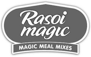 RASOI MAGIC MAGIC MEAL MIXES
