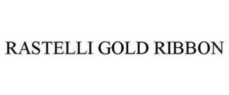 RASTELLI GOLD RIBBON