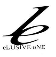 1E ELUSIVE ONE