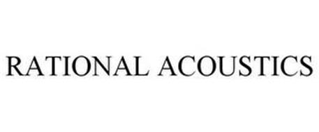 RATIONAL ACOUSTICS Trademark of Rational Acoustics LLC