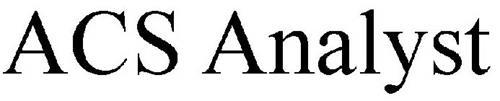 ACS ANALYST