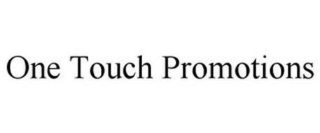 ONE TOUCH PROMOTIONS