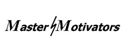 MASTER MOTIVATORS