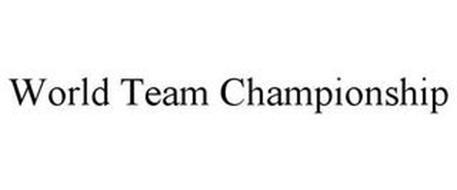 WORLD TEAM CHAMPIONSHIP