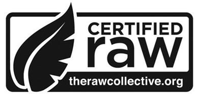 CERTIFIED RAW THERAWCOLLECTIVE.ORG