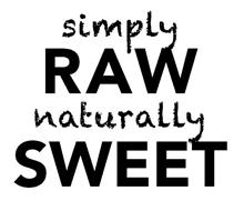 SIMPLY RAW NATURALLY SWEET