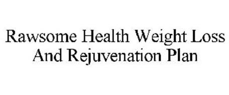 RAWSOME HEALTH WEIGHT LOSS AND REJUVENATION PLAN