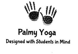PALMY YOGA DESIGNED WITH STUDENTS IN MIND