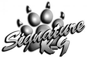 SIGNATURE K-9