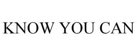 KNOW YOU CAN