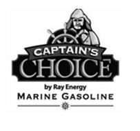 CAPTAIN'S CHOICE BY RAY ENERGY MARINE GASOLINE
