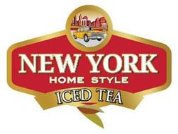 NEW YORK HOME STYLE ICED TEA