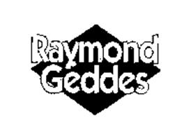 RAYMOND GEDDES