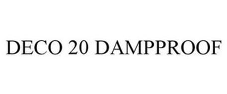DECO 20 DAMPPROOF