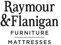 RAYMOUR & FLANIGAN FURNITURE MATTRESSES