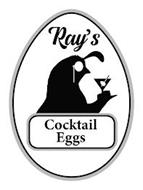 RAY'S COCKTAIL EGGS