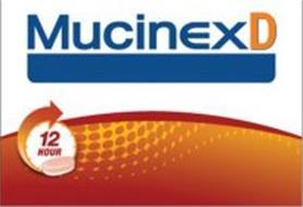 MUCINEX D 12 HOUR