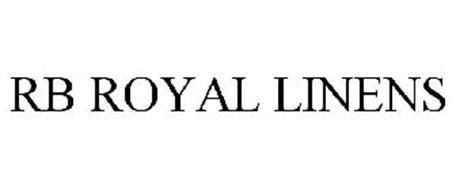 RB ROYAL LINENS