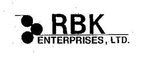 RBK ENTERPRISES, LTD.
