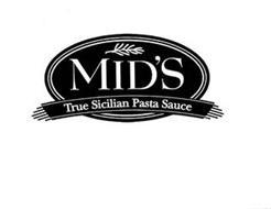 MID'S TRUE SICILIAN PASTA SAUCE