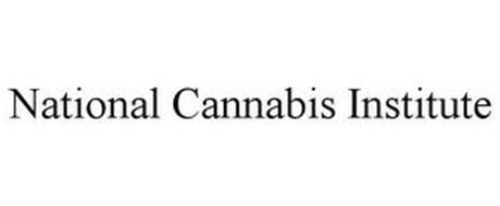 NATIONAL CANNABIS INSTITUTE