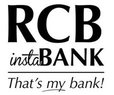 RCB INSTABANK THAT'S MY BANK!