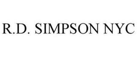 R.D. SIMPSON NYC